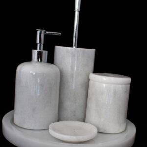 Düz Banyo Seti 5 Parça